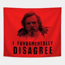 Mark Hamill: I Fundamentally Disagree... - Star Wars - Tapestry   TeePublic