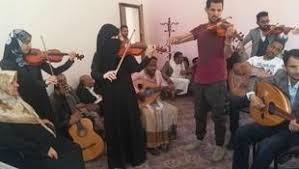 The Yemeni teacher who's setting up a national orchestra, despite war