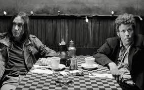 "Juan Ferrer on Twitter: ""Iggy Pop and Tom Waits. Coffee and Cigarettes  (2003) Jim Jarmusch.… """