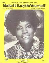 Make It Easy on Yourself – Dionne Warwick – 1970 | seventies music